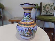 Mexican Pottery Vases Mexico Pottery Vase Terracotta Ebay