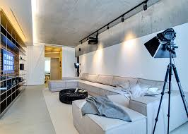 architecture bureau loft apartment kaif by form architects bureau interiorzine