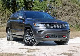 jeep trailhawk 2013 2017 jeep grand cherokee trailhawk test drive review autonation