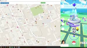 Map Of Pokemon World by Pokemon Go Map Hack See All Pokemon Around You Youtube