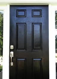 painting your front door the easy way the diy village how to paint your front door easy and inexpensive painted front