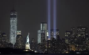 world trade center lights tribute in light a source of comfort hope on anniversary of 9 11