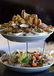 Crossroads Country Kitchen The Vegan Seafood Tower This Changes Everything Peta
