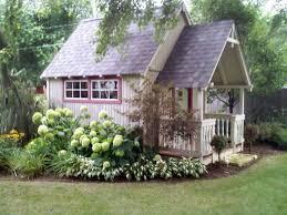 Cottage Backyard Ideas 540 Best Garden Sheds Images On Pinterest Garden Sheds Potting