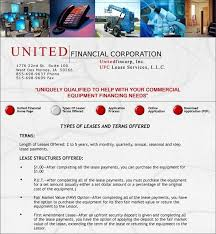 united financial corp