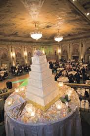 wedding cake los angeles blush ballroom wedding with details in los angeles