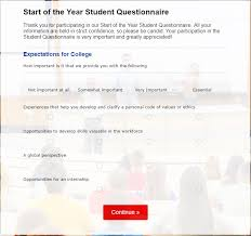template tuesday enhancing education with student questionnaires