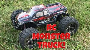 videos of remote control monster trucks toddler videos toddler plays with remote control monster truck