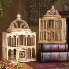 bird cage decoration capitol decorative birdcage wedding table centerpiece wooden