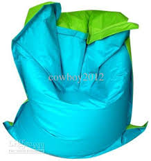 2017 two color large bean bag chair cool beanbag seat r can be