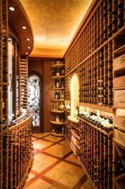 Temperature Controlled Wine Cellar - custom wine cellars wine cellar innovations finished basement