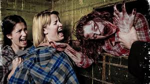 the most intense haunted house attractions youtube