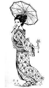 76 best coloring pages asian oriental images on pinterest