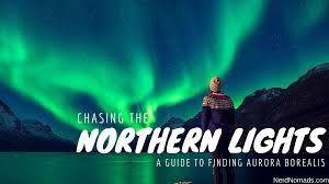 when are the northern lights in norway chasing the northern lights in tromso norway nerd nomads