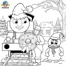 thomas train coloring pages free 2153