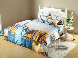 New York City Duvet Cover Luxury Duvet Cover Sets