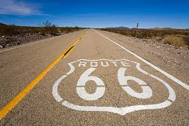 map us highway route 66 endangered site historic route 66 u s a travel smithsonian