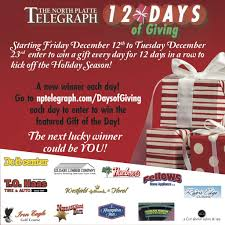 holiday sweepstakes generates 6k for north platte telegraph