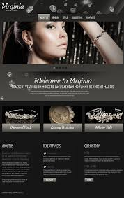 free website templates dreamweaver jewelry website templates dreamweaver jewelry engagement jewelry website template 43100