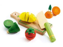 activité cuisine djeco fruits et légumes à couper djeco fruitetlégumedesaison