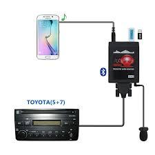 lexus ls 460 hidden menu amazon com bluetooth car kit yomikoo car mp3 usb aux 3 5mm