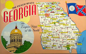 Georgia State University Map by Map The Deltiology Deity