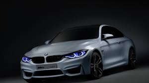bmw beamer bmw m4 iconic lights concept shows off laser headlights and oled