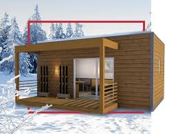 bureau de jardin en kit studios de jardin extensions de maisons