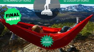 Large Hammock Tent Adventurers Hammock Use A Hammock Lose The Tent By Bakpocket