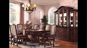 Acme Dining Room Sets by Acme Furniture Acme Furniture Reviews Youtube