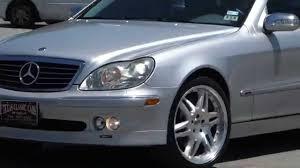 2003 mercedes s500 2003 mercedes brabus s500 4 matic