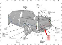 ford f150 f250 install rearview backup camera how to ford trucks