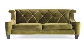 Green Velvet Tufted Sofa by Furniture Diamond Stich Green Velvet Loveseat