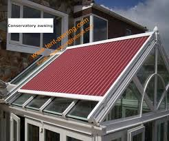 Awning Remote Control Outdoor Retractable Roof Motorized Remote Control Skylight