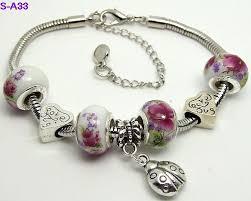 fashion jewelry charm bracelet images Buy fashion jewelry bracelet for women 925 diy jpg