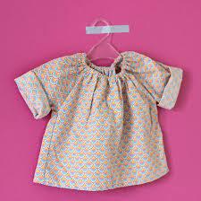 bebe blouses diy une blouse pour bébé facile mode bon plans et diy