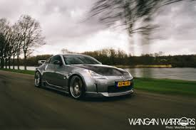 Nissan 350z Silver - silver and joop u0027s 350z wangan warriors