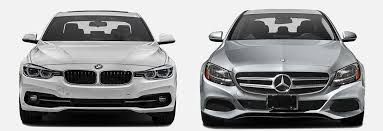 bmw 3 series or mercedes c class bmw 3 series vs mercedes c class sports sedans consumer reports