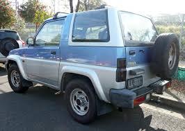 jeep daihatsu file 1992 1993 daihatsu feroza f300gd se hardtop 2009 10 23 02