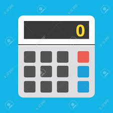 vector calculator icon royalty free cliparts vectors and stock