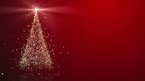 falling snowflake christmas lights merry christmas greeting video card christmas tree with shining