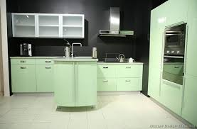 Modern Green Kitchen Cabinets Modern Green Kitchen Cabinets 02 Kitchen Design Ideas Org