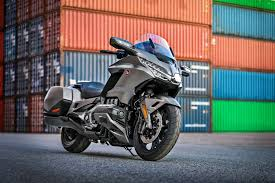 first honda honda u0027s liquid cooled gold wing is the first motorcycle with