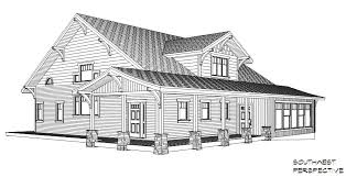 farmhouse design plans eco farmhouse plan