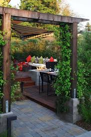 Shed Roof Over Patio by Best 25 Pergola Cover Ideas On Pinterest Deck Pergola Patio
