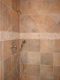 river rock bathroom ideas showers pebble shower floors for tiled showers how to install
