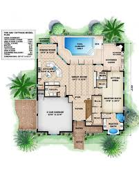 day spa floor plan layout resort planning and design manual pdf sketch interior cottage plan