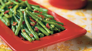 sautéed green beans with bacon southern living youtube