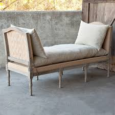 park hill collection french country day bench castellano master