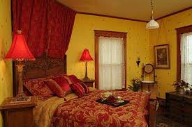 Red And Brown Bedroom Yellow And Brown Bedroom Decorating Ideas Home Attractive